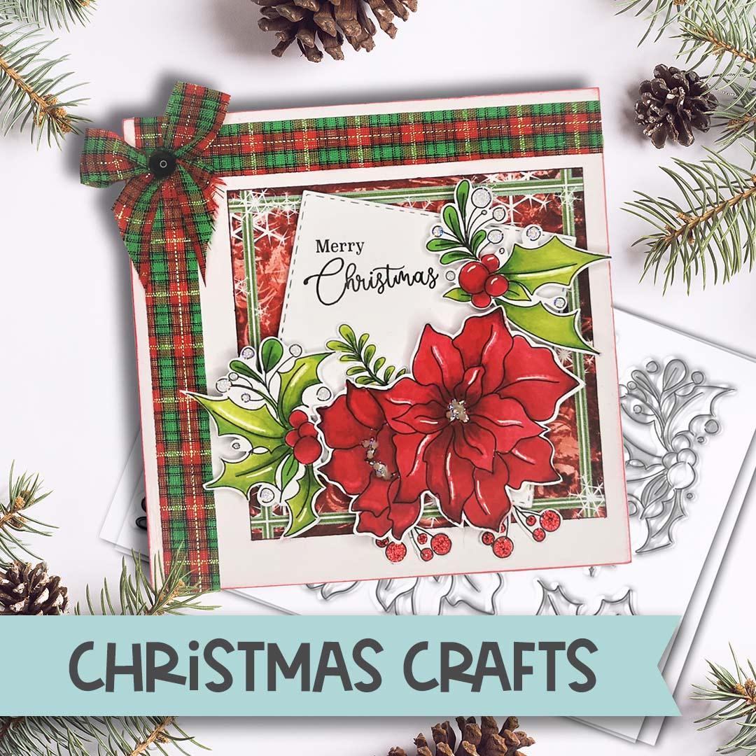 Christmas Holiday craft supplies