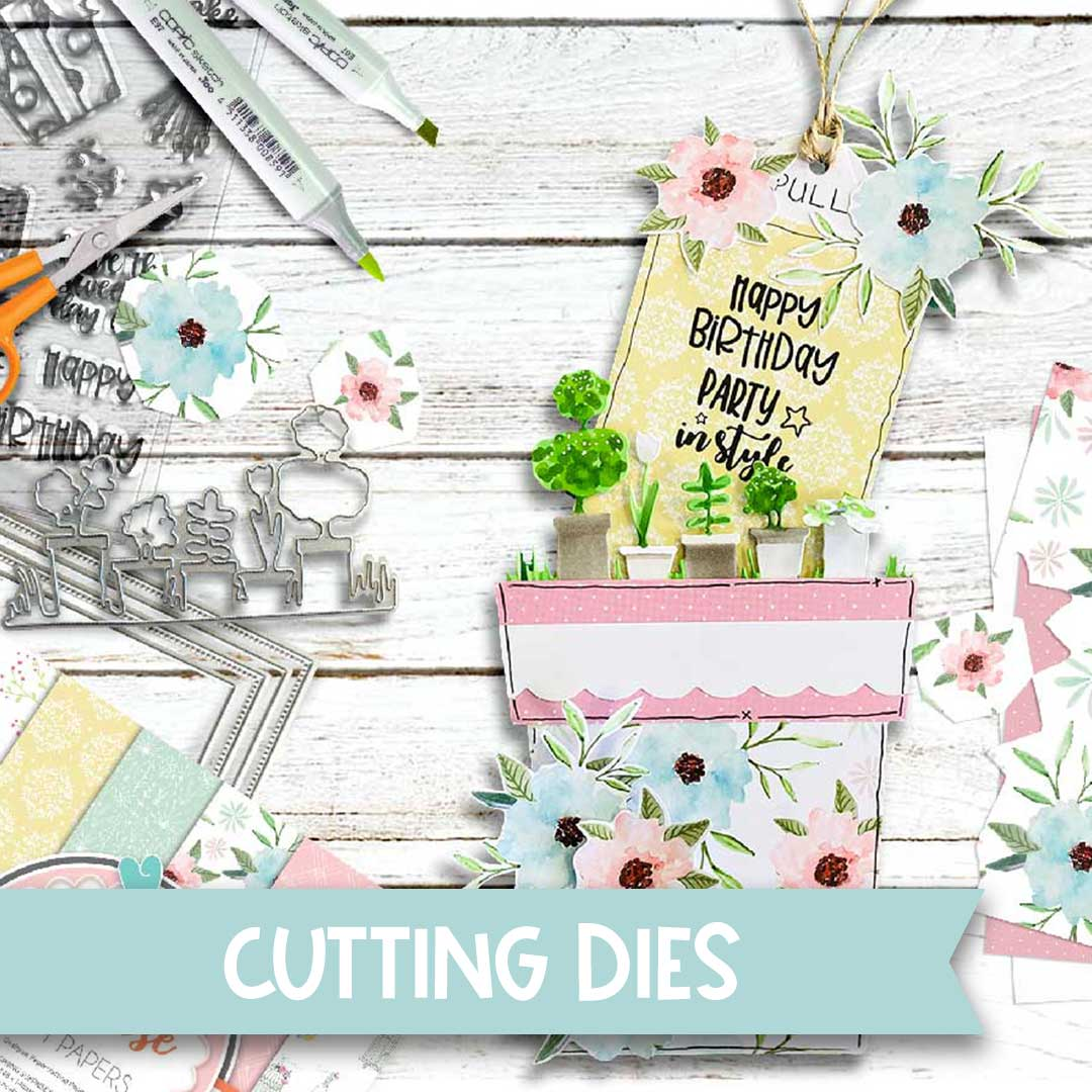 CRAFT CUTTING DIES