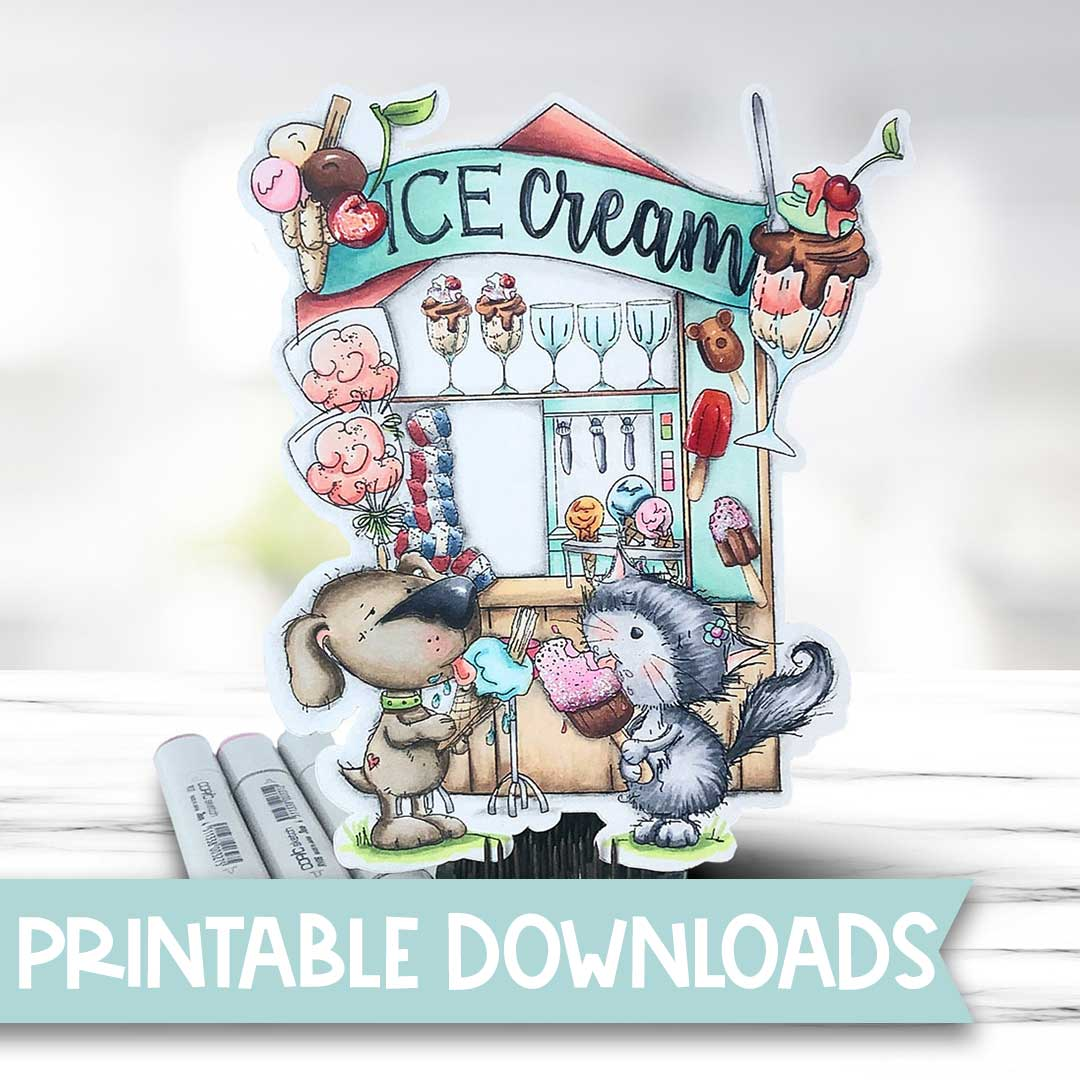 Craft Digital Printable Downloads