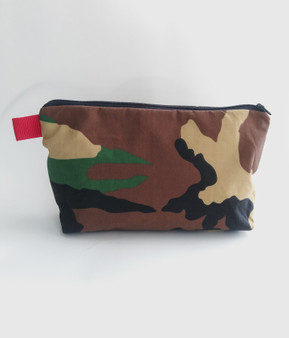 CAMO POP TRAVEL POUCH