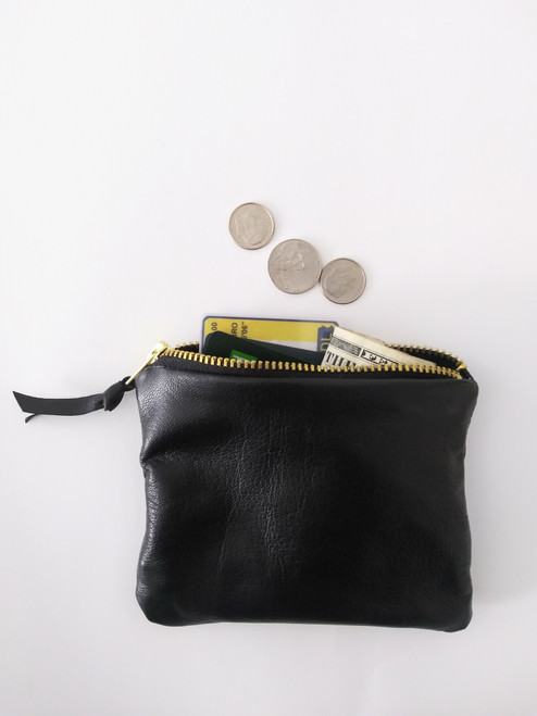 DAILY WALLET / BLACK