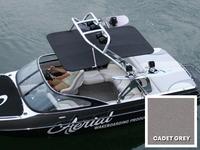 FreeRide Wakeboard Tower Bimini - Sunbrella Cadet Grey
