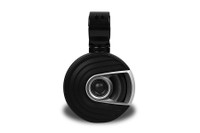 Premium Single Bullet Speakers - Black