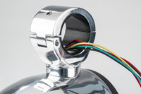 Single Bullet LED Speakers - Polished Aluminum
