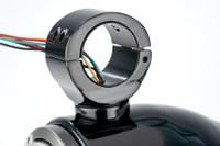 Single Bullet LED Speakers - Powder Coated Black