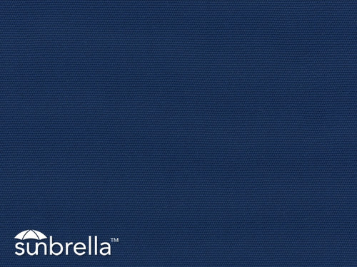 Replacement Canvas Sunbrella Captain Navy for Aerial Eclipse Wakeboard Tower Bimini