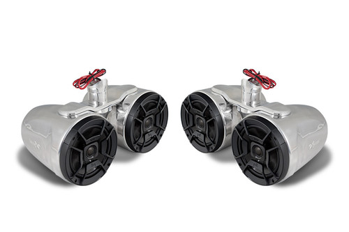 Twin FreeRide Tower Speakers