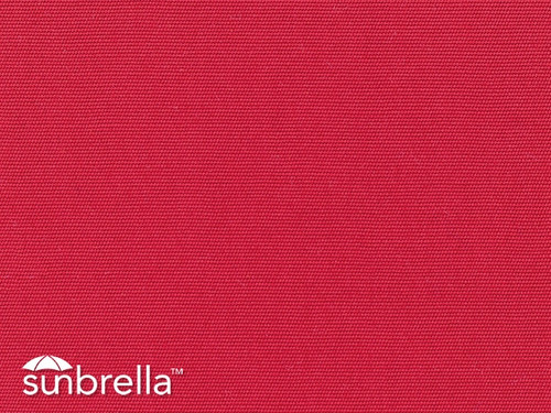 Replacement Canvas Sunbrella Jockey Red for FreeRide Tower Bimini