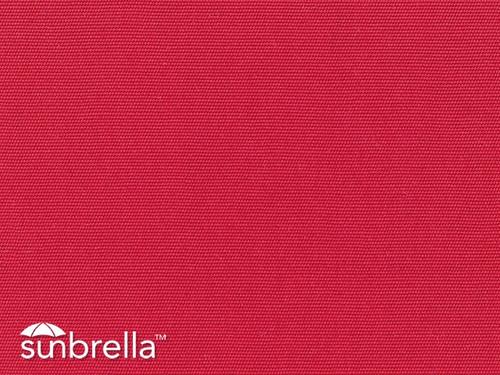 Replacement Canvas Sunbrella Jockey Red for FreeRide Tower Bimini