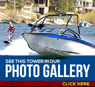 Click to see this wakeboard tower in our customer photo gallery