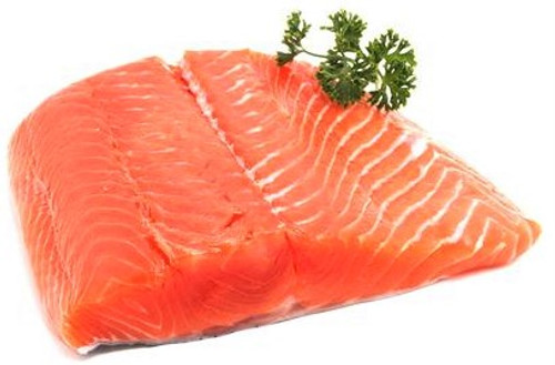 Coho Salmon - 1 lb Fillet - Package of 1 - Frozen at Sea