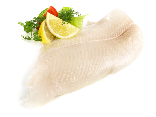 California Halibut - 1 lb Fillet - Package of 1 - Fresh