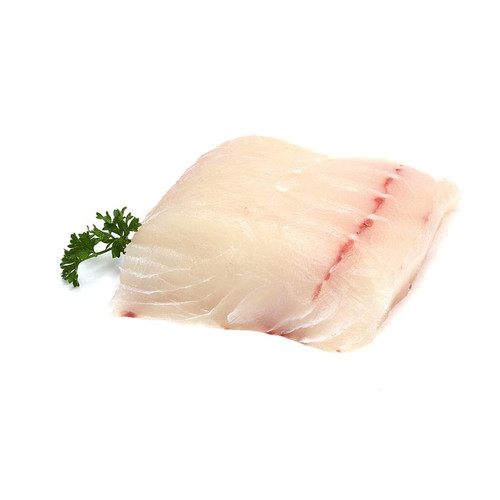 California Halibut - 4 oz - Package of 12 - Fresh