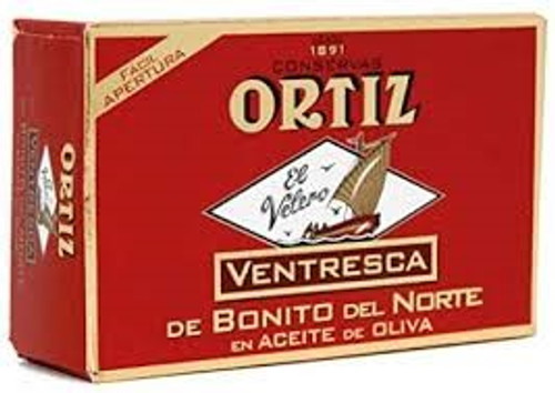 Bonito del Norte Ventresca - 3.95 oz - Package of 10