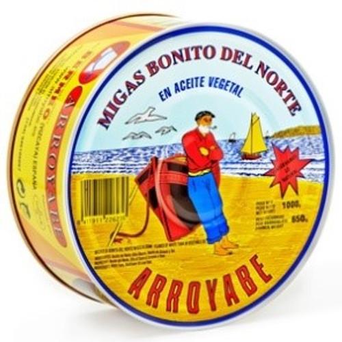 Bonito del Norte Migas (Flakes) - 2.2 lbs - Package of 1