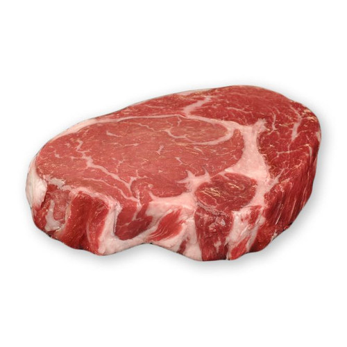 Boneless Ribeye - 10 oz - Package of 12 - Frozen