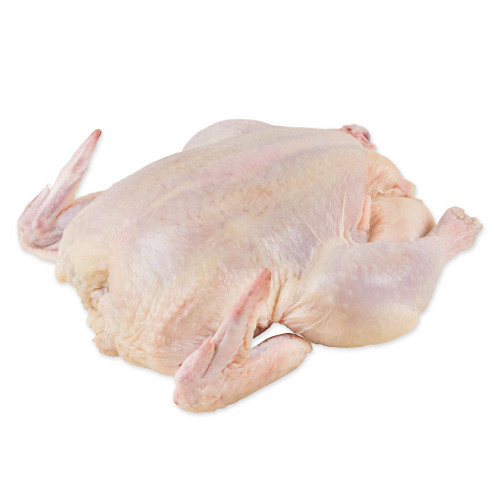 Organic Whole Chicken - 3.5-5 lbs - Package of 6 - Frozen