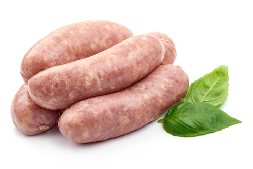 Duck Sausage With Foie Gras and Sauterne Wine - 3 oz - Package of 48 - Frozen
