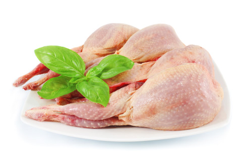 Quail Legs - avg. 0.5 oz - Package of 120 - Frozen