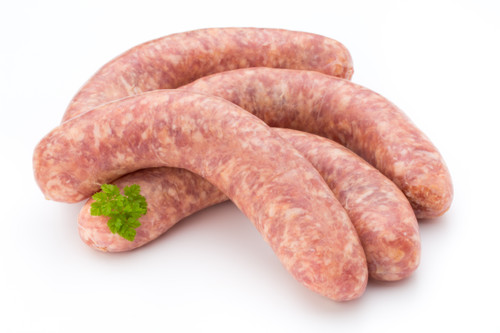 Pheasant Sausage With Cognac - 3 oz - Package of 48 - Frozen