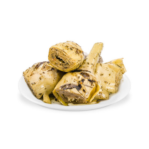 Grilled Artichokes with Stem - 4.4 lbs - Package of 1