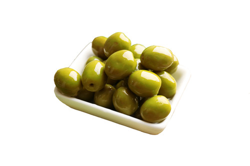 Castelvetrano Green Olives - 10 lbs - Package of 1