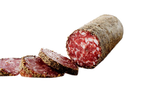 Norcia (Peppered Salame) - avg 1.8 lbs - Package of 1