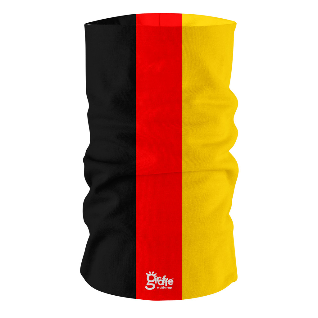 Germany German National Flag Bandana Multi-functional Headwear Tube scarf