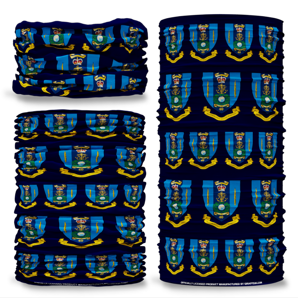 MOD 40 Commando Royal Marines Navy Multi-functional bandana headwear multiwrap snood