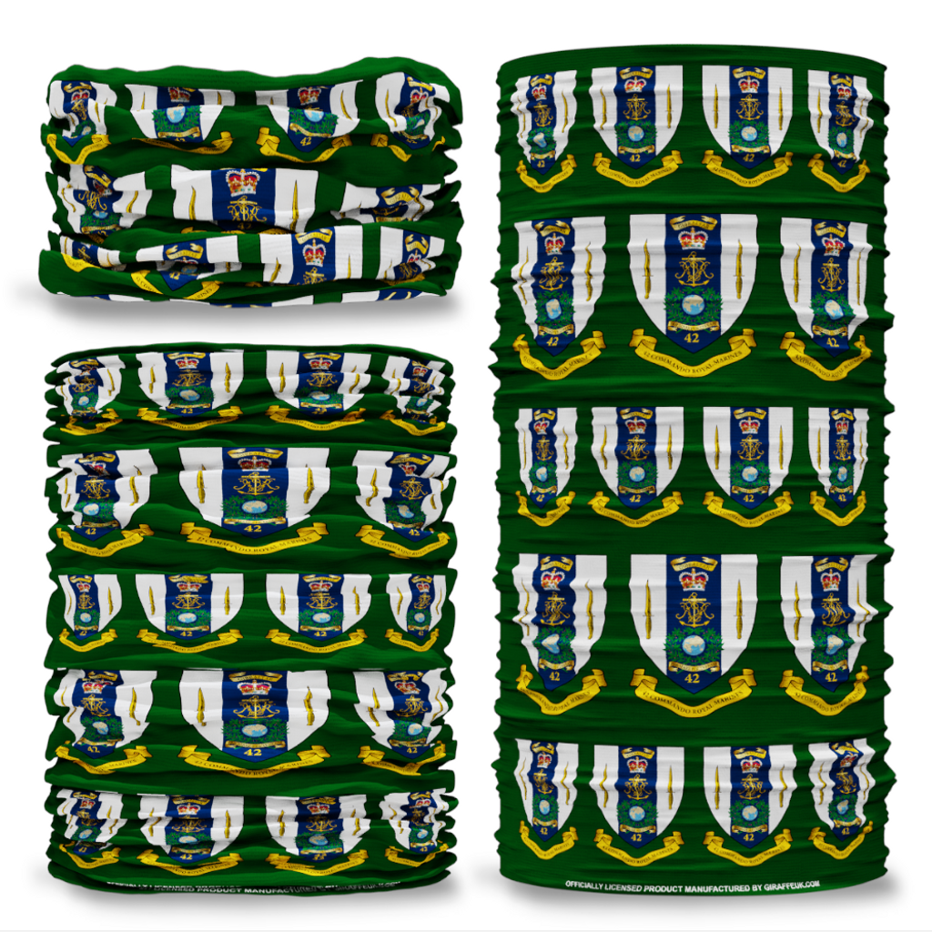 MOD 42 Commando Royal Marines Green Multi-functional bandana headwear multiwrap snood