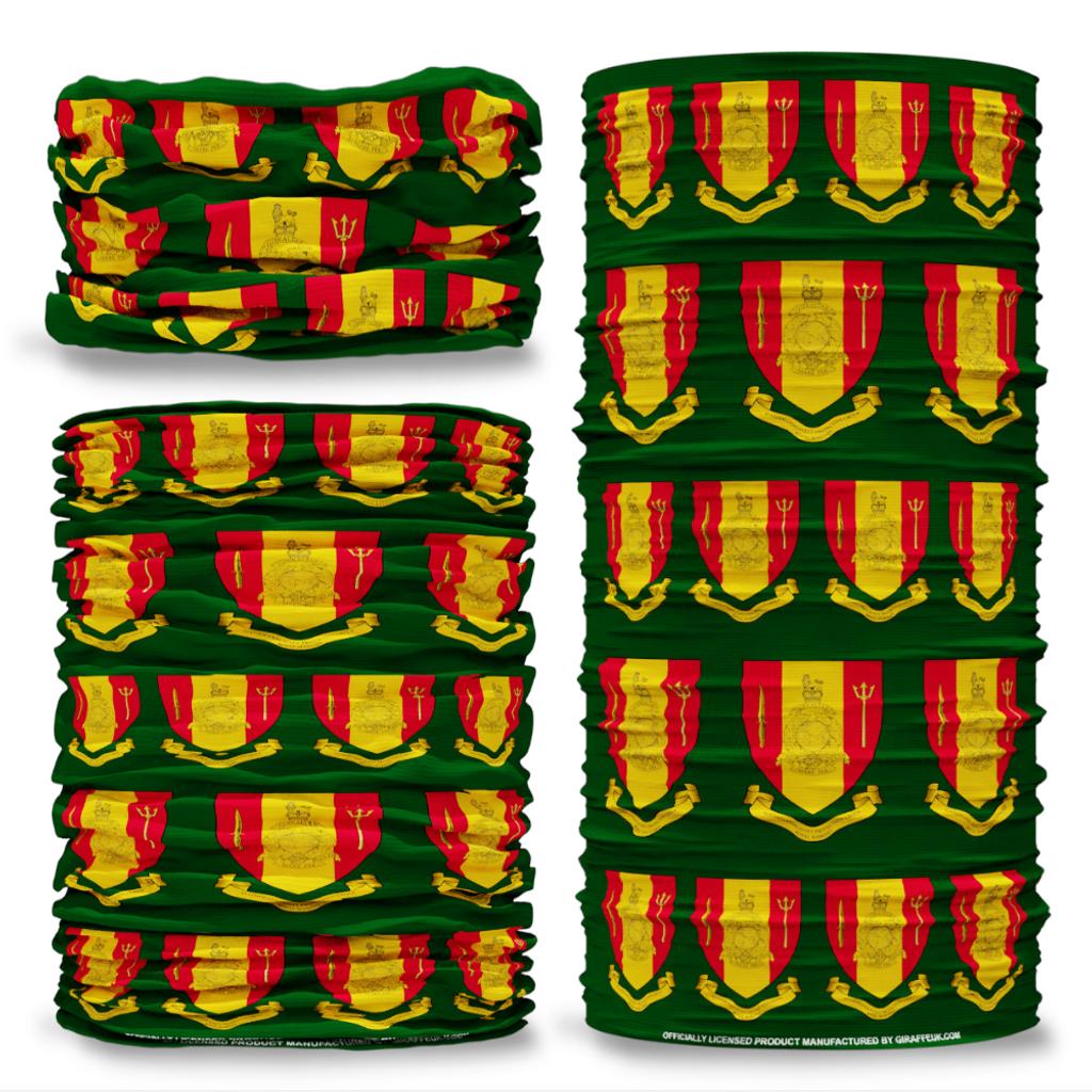 MOD 43 Commando Royal Marines Green Multi-functional bandana headwear multiwrap snood