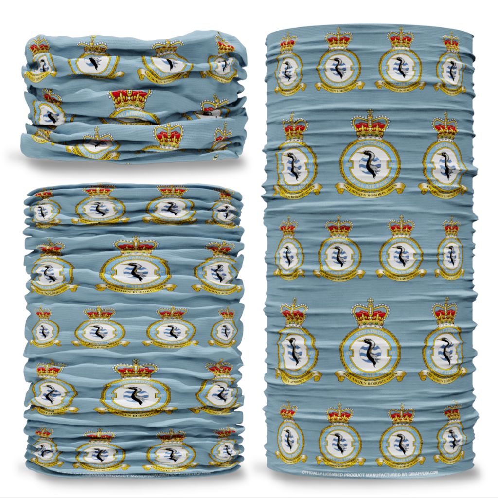 MOD 47 Squadron Royal Air Force Multifunctional bandana headwear multiwrap snood