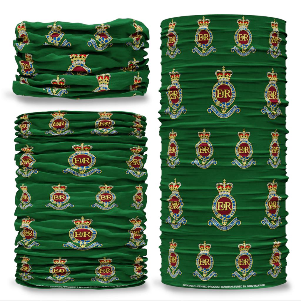 MOD 7 RHA British Army Green Multifunctional bandana headwear multiwrap snood
