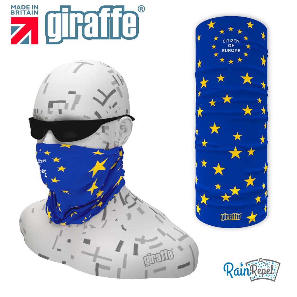 G570 - EU Citizen love europe & remain  Multi-functional Tube Bandana