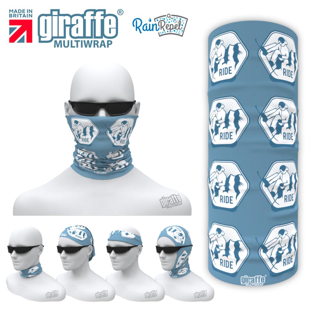 G-610 Ride Ski Mask Tube  Bandana