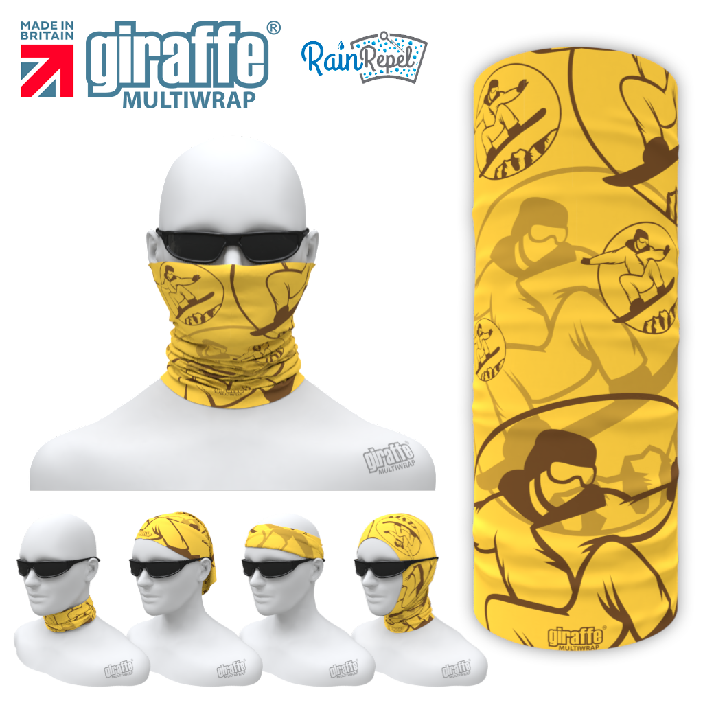 G-611 retro Ski  Mask Tube  Bandana