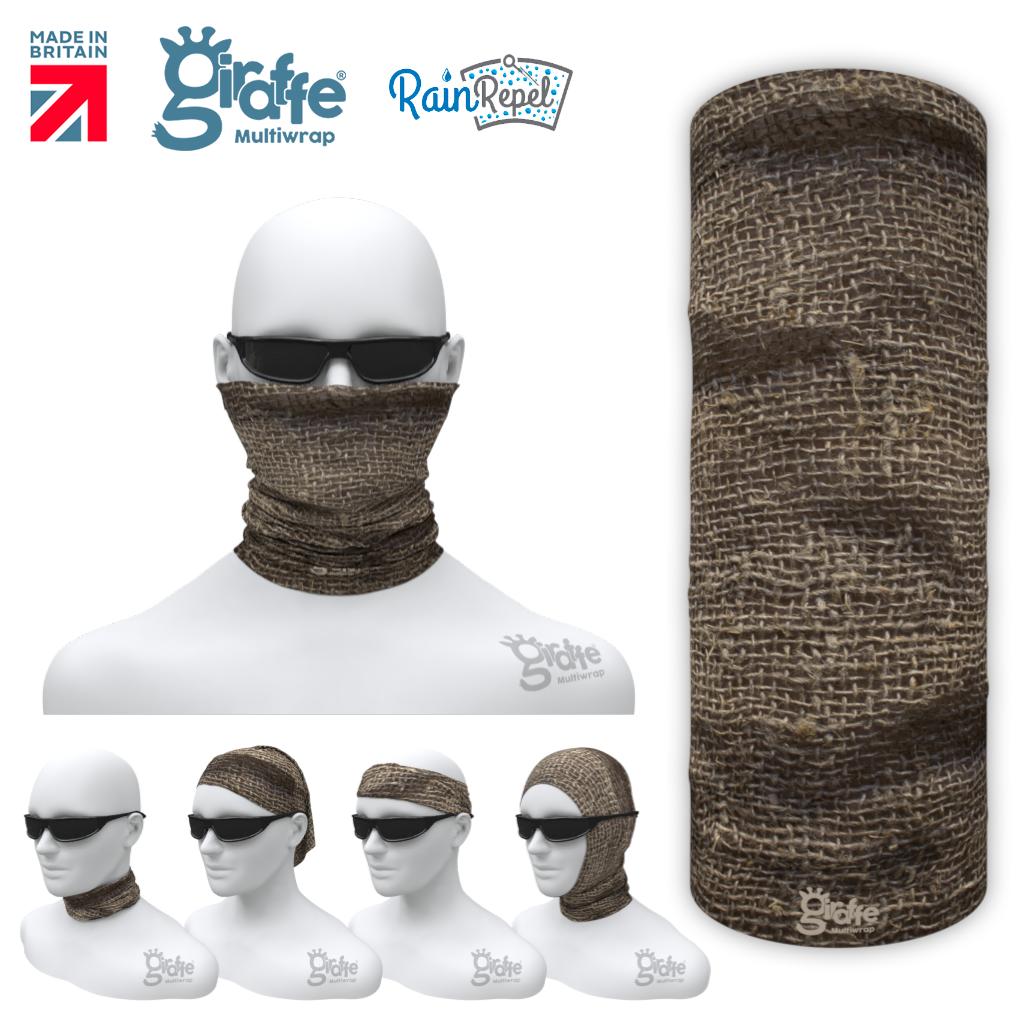 G-629 Rag Effect Mask Tube  Bandana