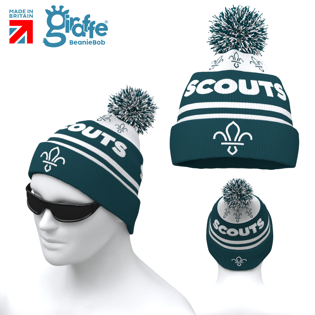 Scout Green -  Bobble Hat LIMITED STOCK