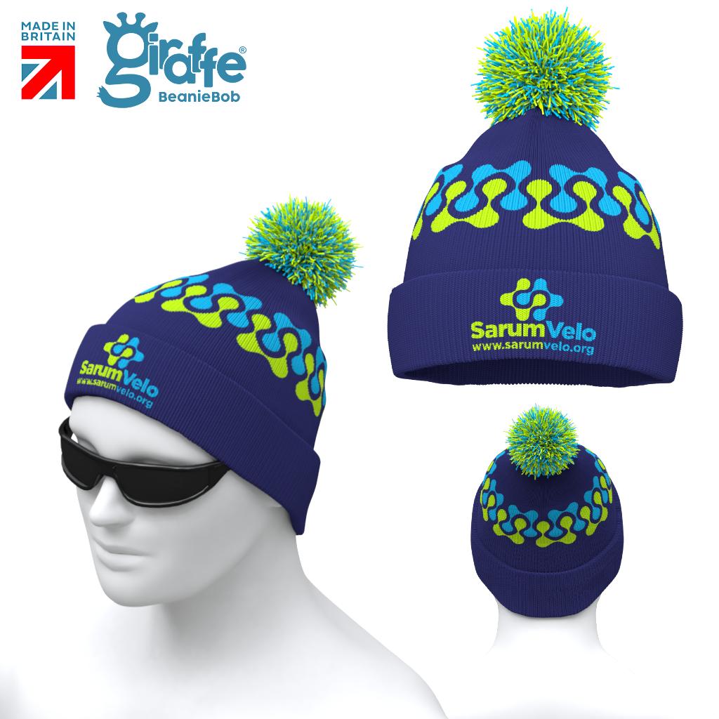 Sarum Velo -  Bobble Hat - Pre Order