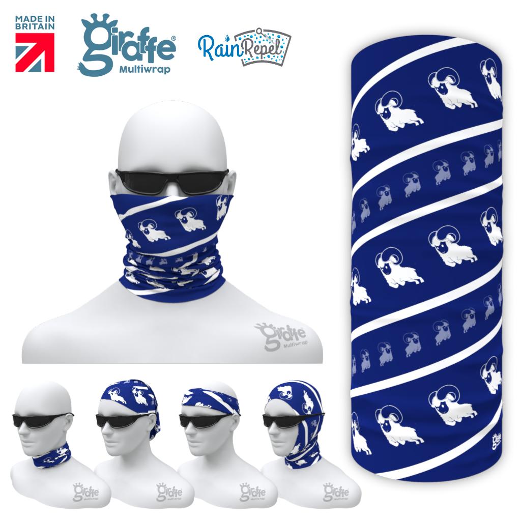 Disley Runners Multi-functional Headwear Bandana