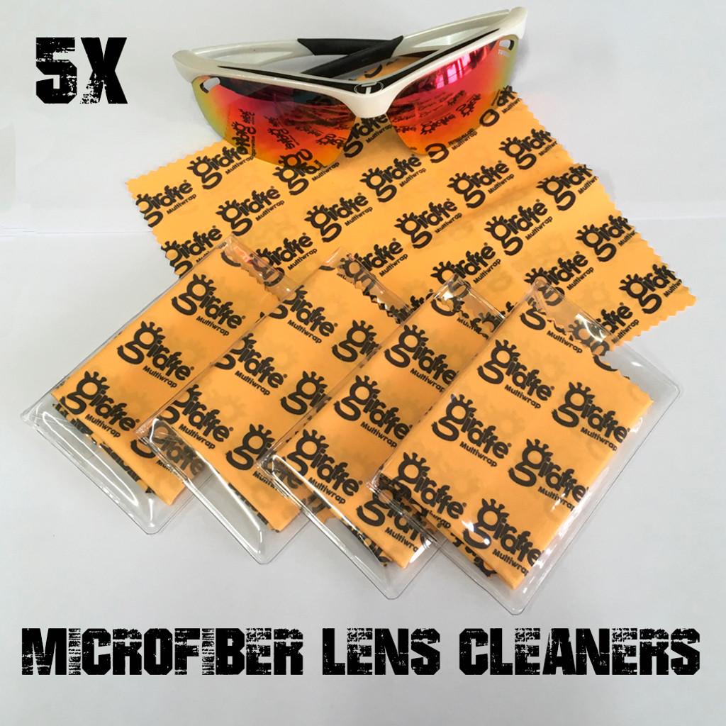 Lens Cleaning Cloth bundle x 5