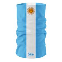 Argentina National Flag Bandana Multi-functional Headgear Tube scarf