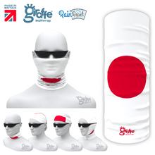 Japan Japanese National Flag Bandana Multi-functional Headwear Tube scarf