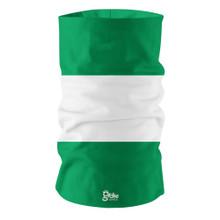 Nigeria Nigerian National Flag Bandana Multi-functional Headgear Tube scarf
