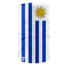 Uruguay National Flag Bandana Multi-functional Headgear Tube scarf