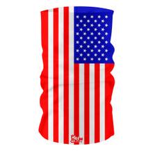 USA United States National Flag Bandana Multi-functional Headgear Tube scarf