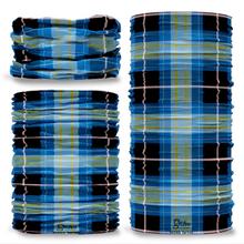 WRNS WRENS Tartan Scottish Clan Seamless Tube Bandana Snood Multifunctional multiwrap Giraffe headwear