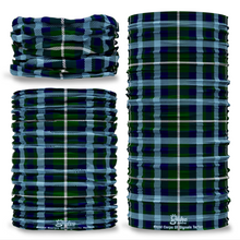 Royal Corps Of Signals Tartan Scottish Clan Seamless Tube Bandana Snood Multifunctional multiwrap Giraffe headwear