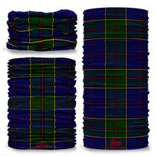 Strachan Tartan Scottish Clan Seamless Tube Bandana Snood Multifunctional multiwrap Giraffe headwear