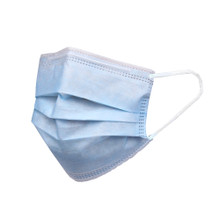 3 Ply disposable face cover box of 50 - FREE SHIPPNG